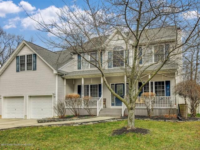 2204 Sweetwood Drive, Forked River, NJ 08731 (MLS #21723182) :: The Dekanski Home Selling Team