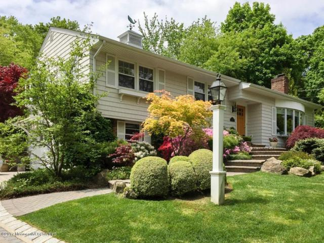 54 Crest Drive, Little Silver, NJ 07739 (MLS #21723218) :: The Dekanski Home Selling Team