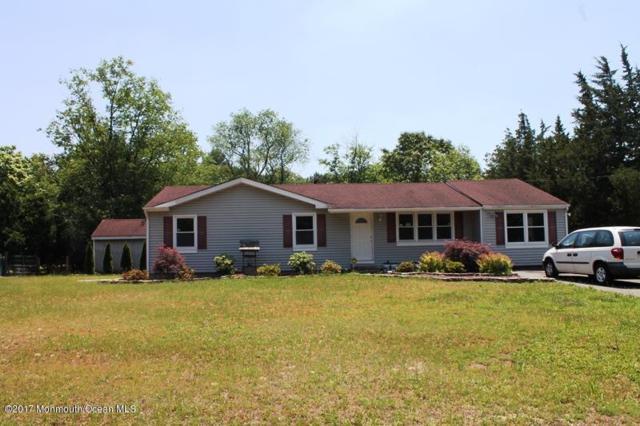 633 W Commodore Boulevard, Jackson, NJ 08527 (MLS #21723239) :: The Dekanski Home Selling Team