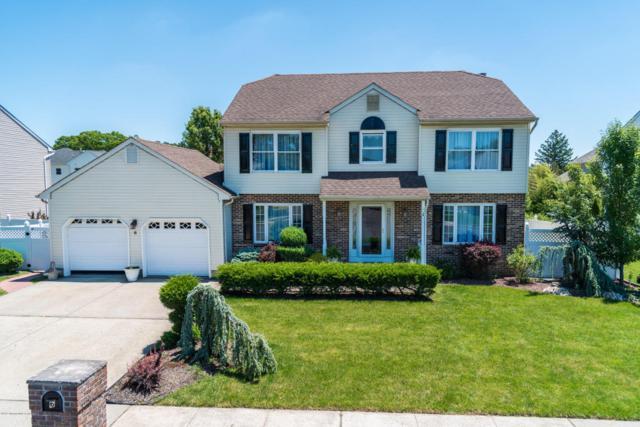 6 Jason Court, Howell, NJ 07731 (MLS #21723248) :: The Dekanski Home Selling Team