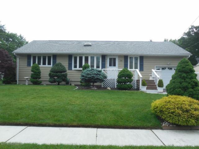 34 Coral Drive, Hazlet, NJ 07730 (MLS #21723255) :: The Dekanski Home Selling Team