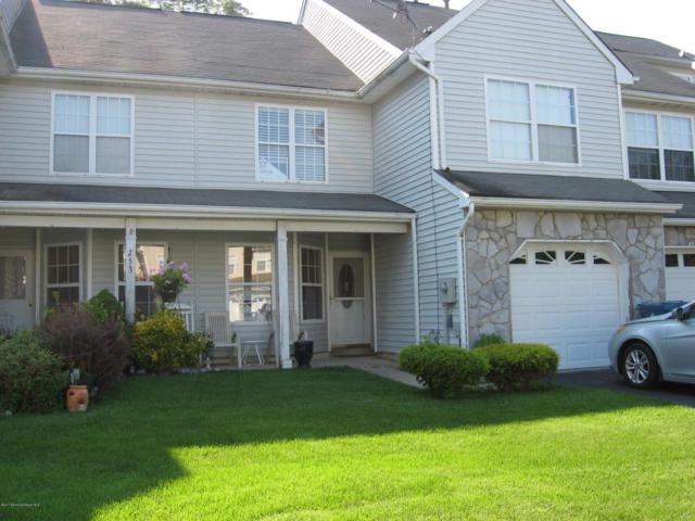 255 Moses Milch Drive, Howell, NJ 07731 (MLS #21723295) :: The Dekanski Home Selling Team