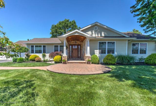 9 Sprucewood Drive, Brick, NJ 08723 (MLS #21723304) :: The Dekanski Home Selling Team