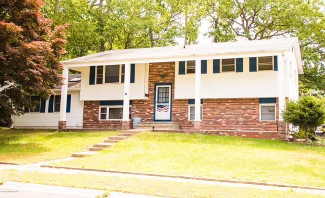 33 Princeton Drive, Jackson, NJ 08527 (MLS #21723306) :: The Dekanski Home Selling Team