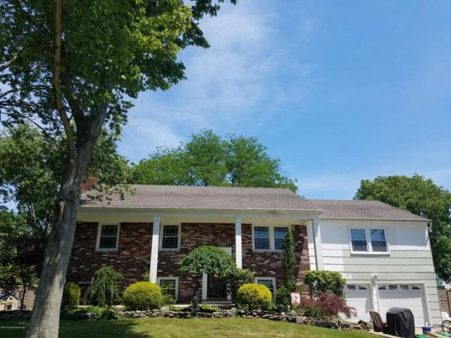 68 N Main Street, Marlboro, NJ 07746 (MLS #21723362) :: The Dekanski Home Selling Team