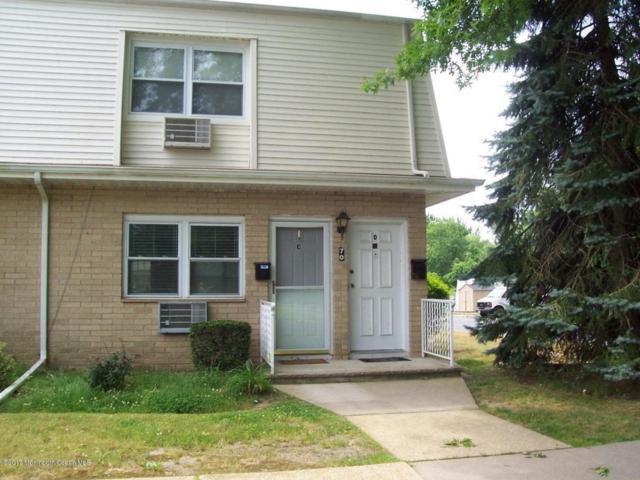 70 White Street C, Eatontown, NJ 07724 (MLS #21723377) :: The Dekanski Home Selling Team