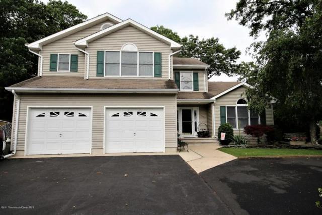 1529 Lakeside Drive S, Forked River, NJ 08731 (MLS #21723382) :: The Dekanski Home Selling Team