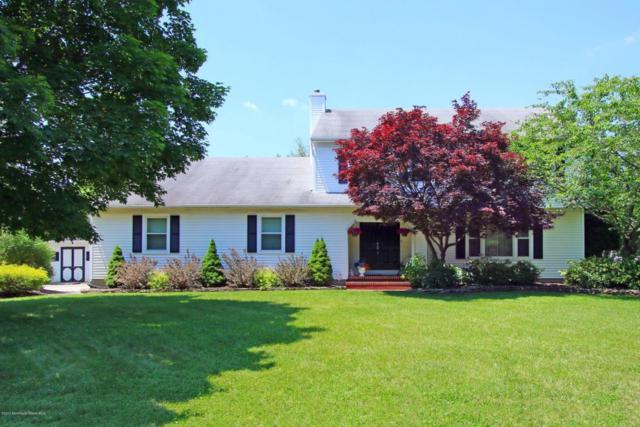 103 Four Winds Drive, Middletown, NJ 07748 (MLS #21723402) :: The Dekanski Home Selling Team