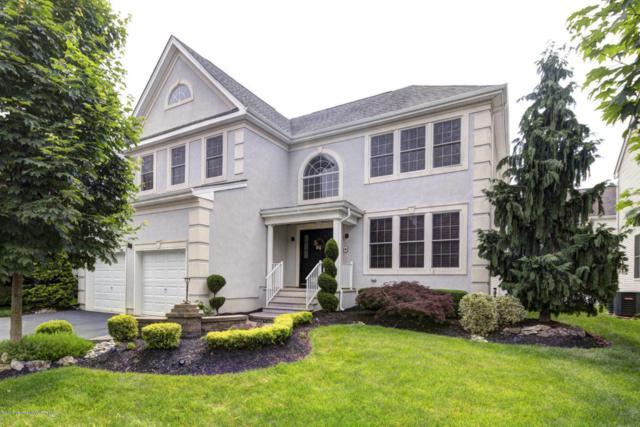 55 Springhouse Circle, Manalapan, NJ 07726 (MLS #21723431) :: The Dekanski Home Selling Team