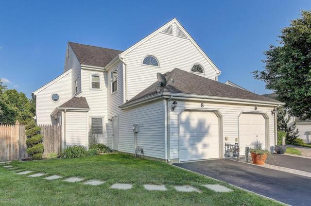 8 Lazarus Drive, Freehold, NJ 07728 (MLS #21723482) :: The Dekanski Home Selling Team