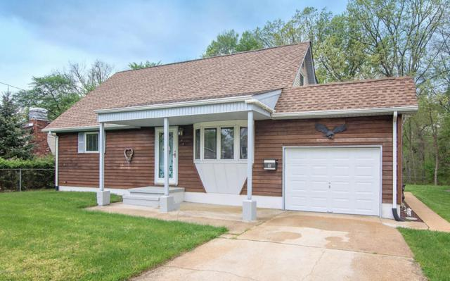 40 Villanova Drive, Jackson, NJ 08527 (MLS #21723501) :: The Dekanski Home Selling Team