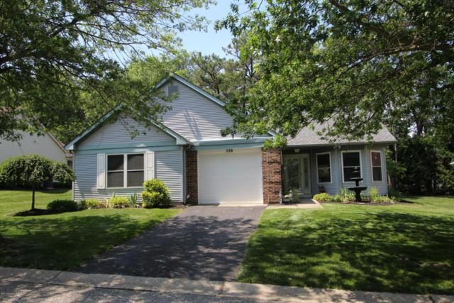 339 Gardenia Drive, Whiting, NJ 08759 (MLS #21723507) :: The Dekanski Home Selling Team