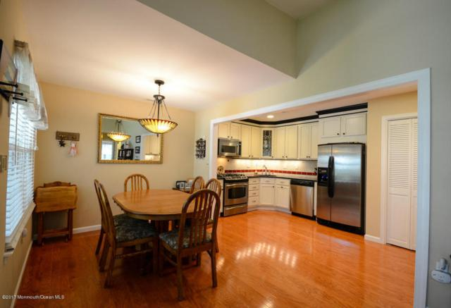 144 Arrowwood Court #92, Red Bank, NJ 07701 (MLS #21723609) :: The Dekanski Home Selling Team