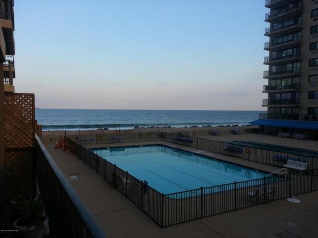 45 Ocean Avenue 2A, Monmouth Beach, NJ 07750 (MLS #21723686) :: The Dekanski Home Selling Team