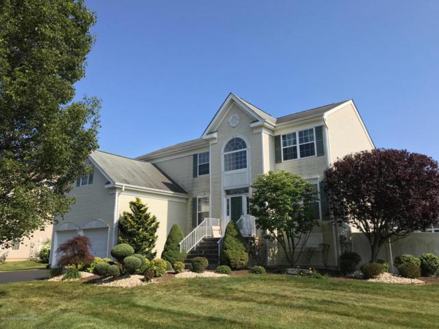 8 Inverness Drive, Marlboro, NJ 07746 (MLS #21723730) :: The Dekanski Home Selling Team
