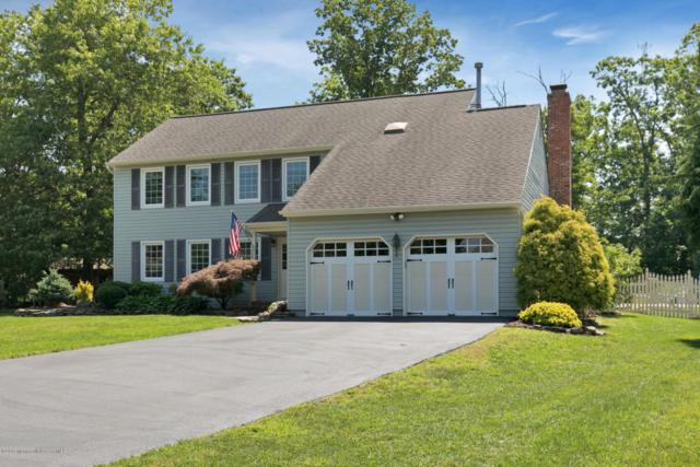 213 Doe Road, Toms River, NJ 08753 (MLS #21723761) :: The Dekanski Home Selling Team