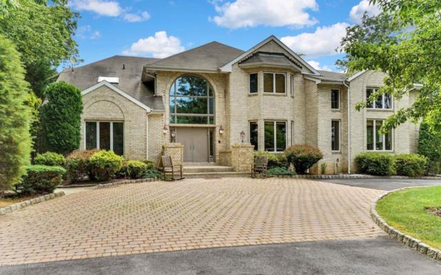 612 White Mountain Lane, Freehold, NJ 07728 (MLS #21723798) :: The Dekanski Home Selling Team