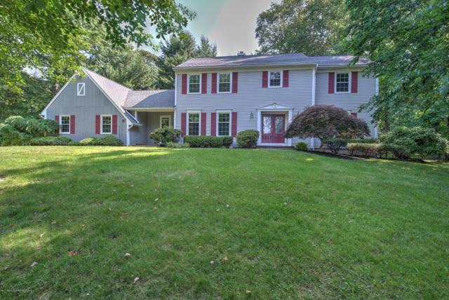 16 Ogden Court, Middletown, NJ 07748 (MLS #21723841) :: The Dekanski Home Selling Team