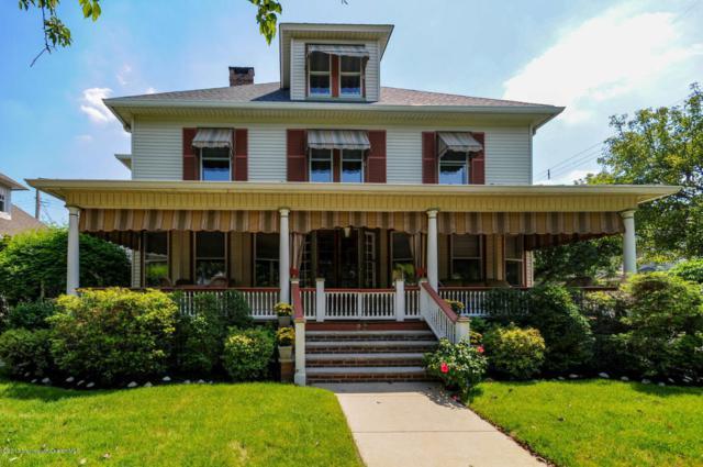 60 Webb Avenue, Ocean Grove, NJ 07756 (MLS #21723860) :: The Dekanski Home Selling Team