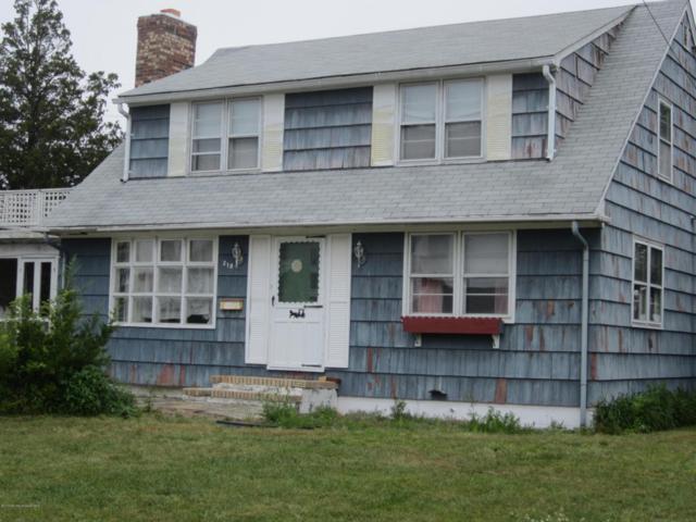 218 Ceylon Avenue, Seaside Heights, NJ 08751 (MLS #21723938) :: The Dekanski Home Selling Team