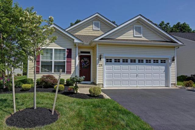 29 Citation Lane, Manalapan, NJ 07726 (MLS #21723948) :: The Dekanski Home Selling Team