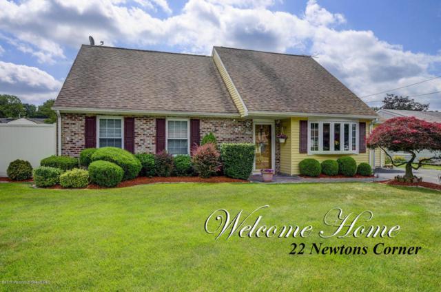 22 Newtons Corner Road, Howell, NJ 07731 (MLS #21724162) :: The Dekanski Home Selling Team