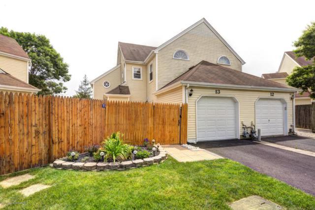 13 Longfellow Court, Freehold, NJ 07728 (MLS #21724185) :: The Dekanski Home Selling Team