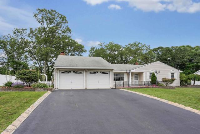67 Newbury Road, Howell, NJ 07731 (MLS #21724248) :: The Dekanski Home Selling Team