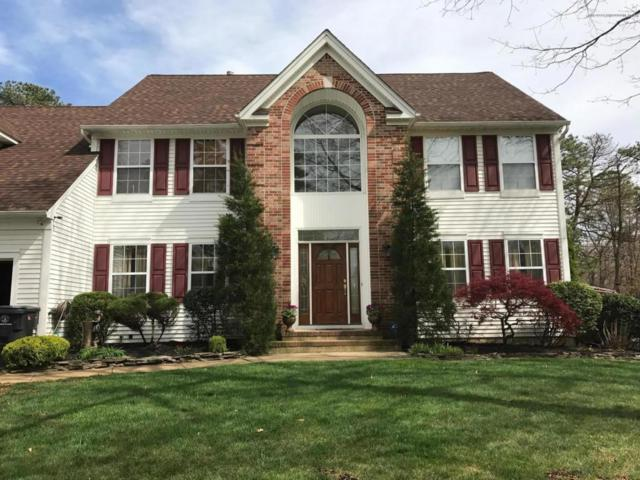 260 Grande River Boulevard, Toms River, NJ 08755 (MLS #21724280) :: The Dekanski Home Selling Team