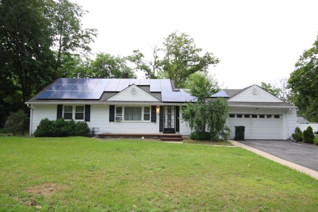 16 Pine Road, Howell, NJ 07731 (MLS #21724288) :: The Dekanski Home Selling Team