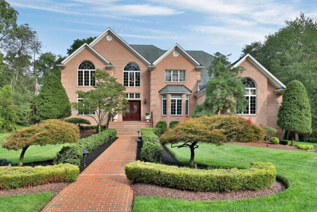 6 Arrowwood Court, Marlboro, NJ 07746 (MLS #21724398) :: The Dekanski Home Selling Team