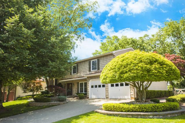 55 Heron Drive, Marlboro, NJ 07746 (MLS #21724542) :: The Dekanski Home Selling Team