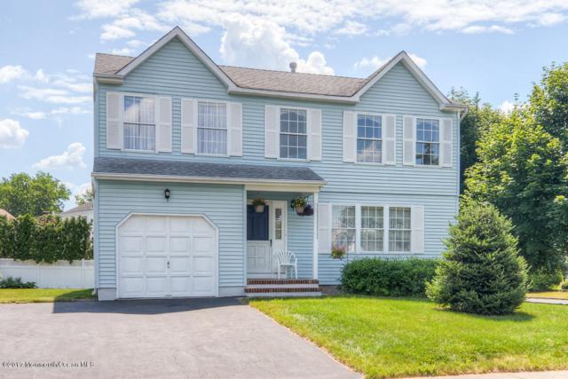 54 Davids Lane, Howell, NJ 07731 (MLS #21724569) :: The Dekanski Home Selling Team