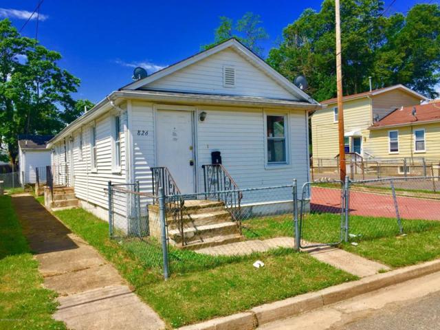 826 Center Street, Keyport, NJ 07735 (MLS #21724570) :: The Dekanski Home Selling Team