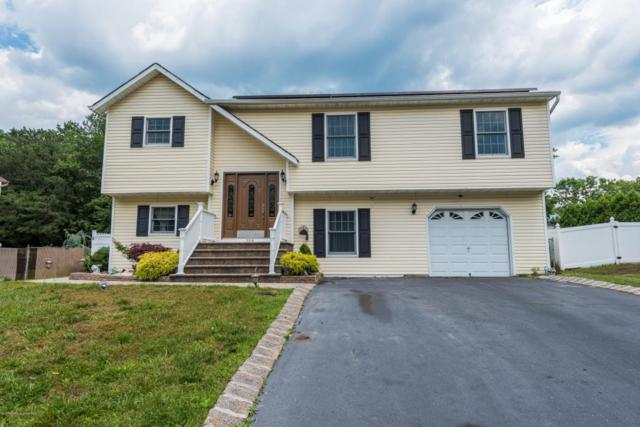 308 Princeton Drive, Howell, NJ 07731 (MLS #21724594) :: The Dekanski Home Selling Team