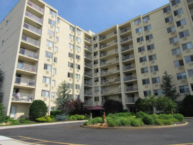 1000 River Road 8H, Belmar, NJ 07719 (MLS #21724689) :: The Dekanski Home Selling Team