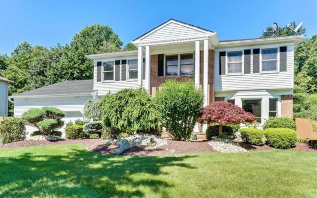 13 Crest Drive, Englishtown, NJ 07726 (MLS #21724690) :: The Dekanski Home Selling Team