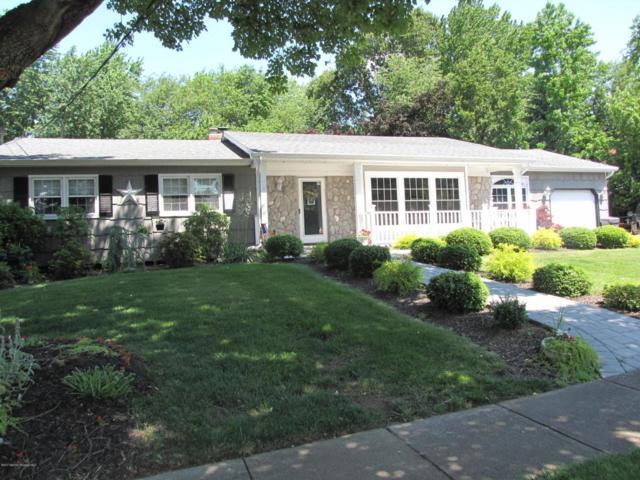 166 Gordons Corner Road, Marlboro, NJ 07746 (MLS #21724707) :: The Dekanski Home Selling Team