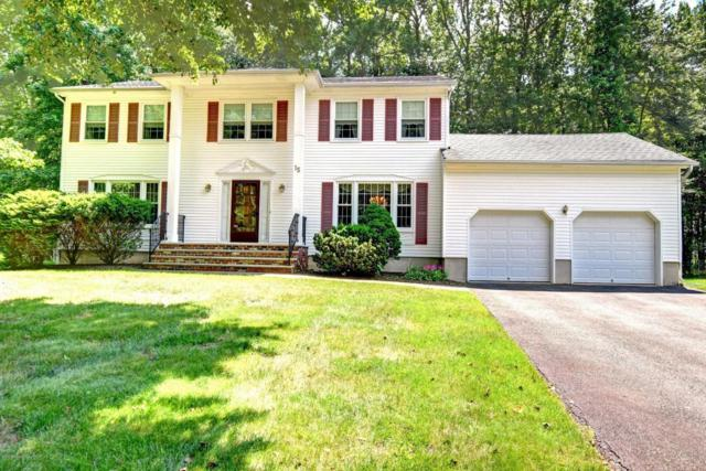15 Canvasback Road, Manalapan, NJ 07726 (MLS #21724724) :: The Dekanski Home Selling Team