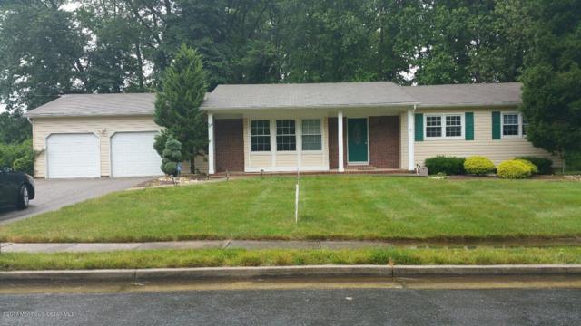16 Kilmer Drive, Morganville, NJ 07751 (MLS #21724749) :: The Dekanski Home Selling Team