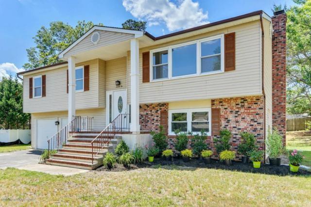 22 Evergreen Place, Howell, NJ 07731 (MLS #21724770) :: The Dekanski Home Selling Team