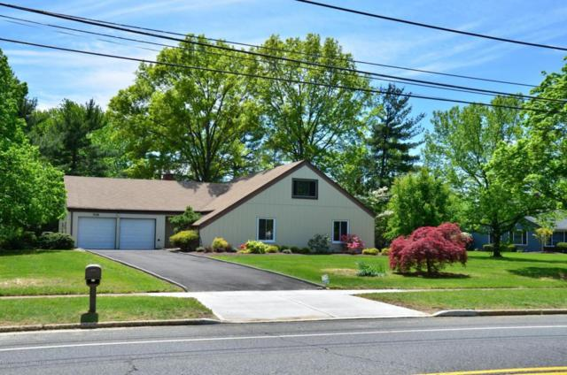 705 Elton Adelphia Road, Freehold, NJ 07728 (MLS #21724821) :: The MEEHAN Group of RE/MAX New Beginnings Realty