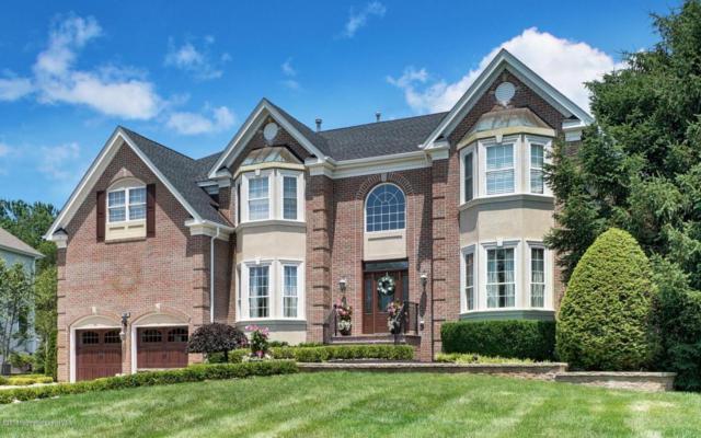 120 Princeton Oval, Freehold, NJ 07728 (MLS #21724842) :: The Dekanski Home Selling Team