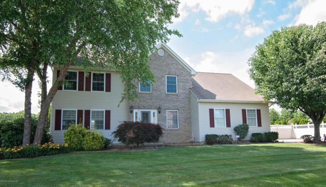 1594 Penbrook Court, Toms River, NJ 08755 (MLS #21724969) :: The Dekanski Home Selling Team