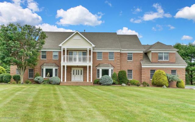 5 Colony Drive, Marlboro, NJ 07746 (MLS #21725039) :: The Dekanski Home Selling Team