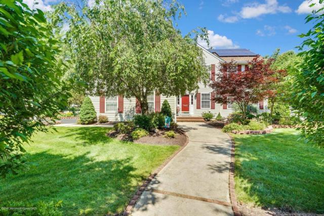 2031 Longewood Lane, Toms River, NJ 08755 (MLS #21725074) :: The Dekanski Home Selling Team