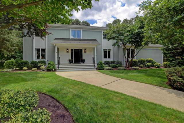 16 Tudor Drive, Ocean Twp, NJ 07712 (MLS #21725137) :: The Dekanski Home Selling Team