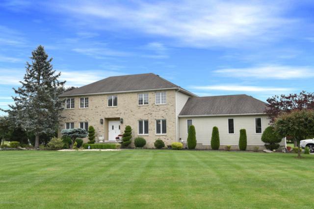 41 Desai Court, Freehold, NJ 07728 (MLS #21725180) :: The Dekanski Home Selling Team
