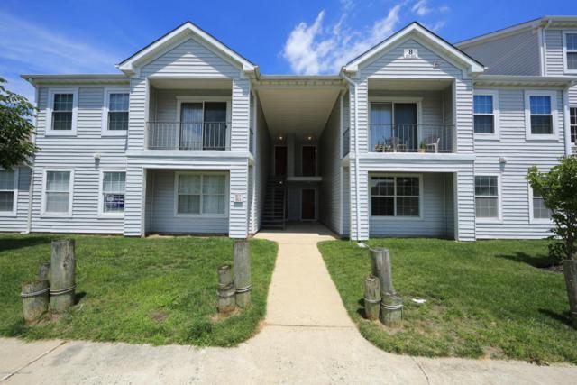 814 Waters Edge Drive, Toms River, NJ 08753 (MLS #21725350) :: The Dekanski Home Selling Team