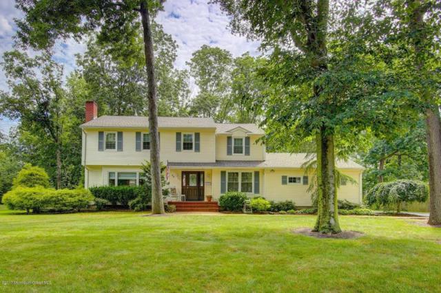 44 Kettle Creek Road, Freehold, NJ 07728 (MLS #21725399) :: The Dekanski Home Selling Team